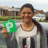 Vicroads driving test practice helped Kriti from Tarneit pass her driving test