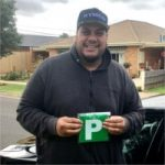 Refresher lessons helped AJ get his licence