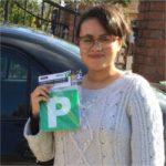 Driving School testimonial Felicia